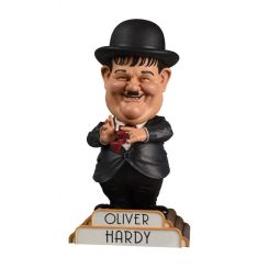 Laurel et Hardy Bobble Head Oliver Hardy in Suit BIG Chief Studios