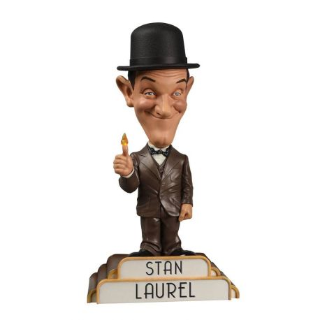 Laurel et Hardy Bobble Head Stan Laurel in Suit BIG Chief Studios