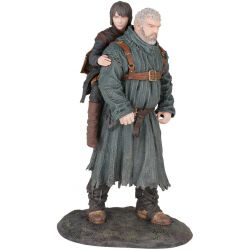 Le Trône de Fer statuette Hodor and Bran Dark Horse