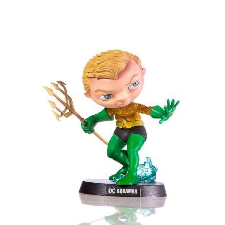 DC Comics figurine Mini Co. Aquaman Iron Studios
