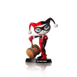 DC Comics figurine Mini Co. Harley Quinn Iron Studios