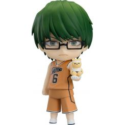 Kuroko's Basketball figurine Nendoroid Shintaro Midorima Orange Rouge