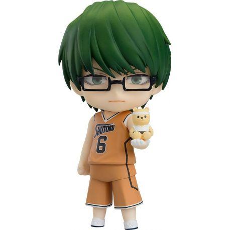Kuroko's Basketball figurine Nendoroid Shintaro Midorima Orange Rouge