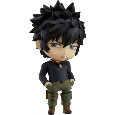 Psycho-Pass Sinners of the System figurine Nendoroid Shinya Kogami Good Smile Company
