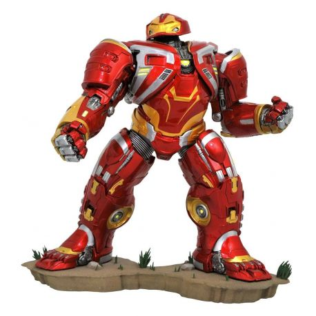 Avengers Infinity War Marvel Movie Gallery statuette Deluxe Hulkbuster MK2 Diamond Select