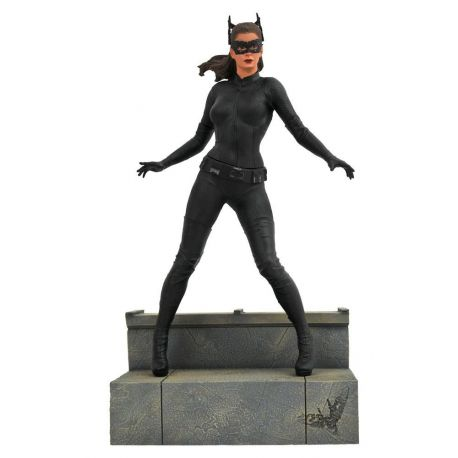 The Dark Knight Rises DC Movie Gallery statuette Catwoman Diamond Select
