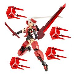 Frame Arms Girl figurine Plastic Model Kit & Weapon Set Jinrai Kotobukiya