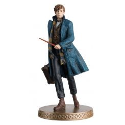 Wizarding World Figurine Collection 1/16 Newt Scamander Eaglemoss Publications Ltd.