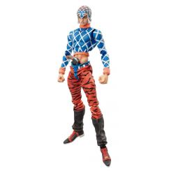 JoJo's Bizarre Adventure Part 5: Golden Wind figurine Guido Mista Medicos Entertainment