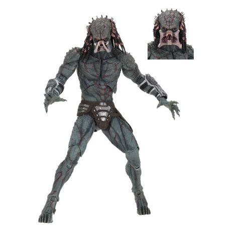 Predator 2018 figurine Deluxe Armored Assassin Predator Neca