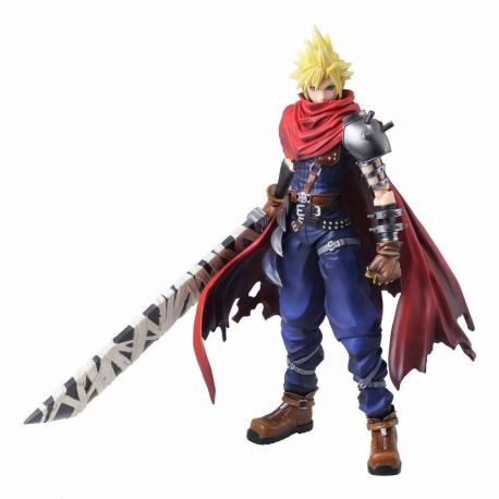 Final Fantasy VII figurine Bring Arts Cloud Strife Another Form Ver. Square-Enix
