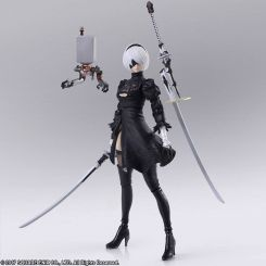 NieR Automata figurine Bring Arts YoRHa No.2 Type B Version 2.0 Square-Enix