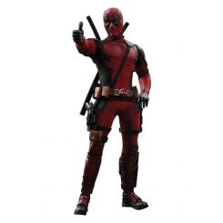 Deadpool 2 figurine Movie Masterpiece 1/6 Deadpool Hot Toys