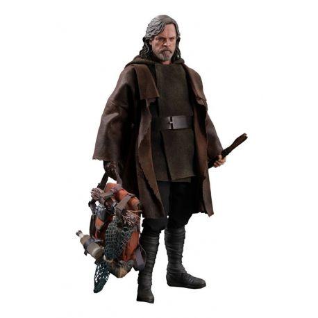 Star Wars Episode VIII figurine Movie Masterpiece 1/6 Luke Skywalker Deluxe Version Hot Toys