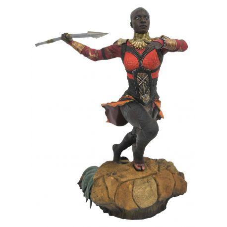 Black Panther Marvel Movie Gallery statuette Okoye Diamond Select