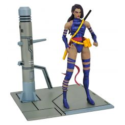 Captain Marvel Marvel Select figurine Psylocke Diamond Select