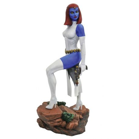 Marvel Comic Premier Collection statuette Mystique Diamond Select