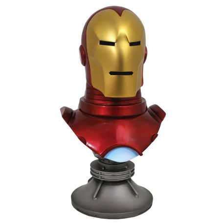 Marvel Comics Legends in 3D buste 1/2 Iron Man Diamond Select