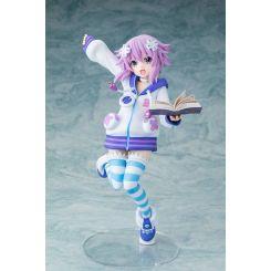Super Neptunia statuette 1/6 Neptune Pyoiiiin Ver. Kadokawa