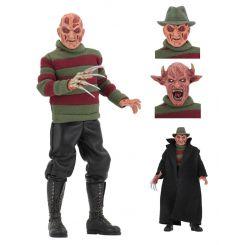 Freddy sort de la nuit figurine Retro Freddy Krueger Neca