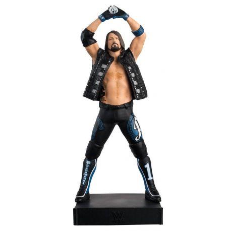 WWE Championship Collection 1/16 AJ Styles Eaglemoss Publications Ltd.