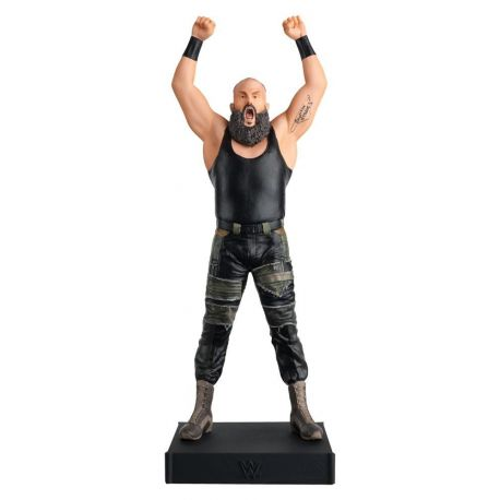 WWE Championship Collection 1/16 Braun Strowman Eaglemoss Publications Ltd.
