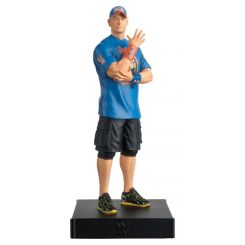 WWE Championship Collection 1/16 John Cena Eaglemoss Publications Ltd.