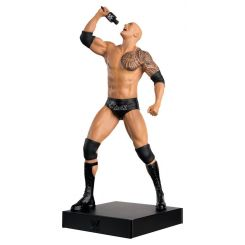 WWE Championship Collection 1/16 The Rock Eaglemoss Publications Ltd.