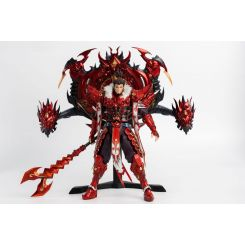 Honor of Kings figurine Zhang Fei ThreeZero