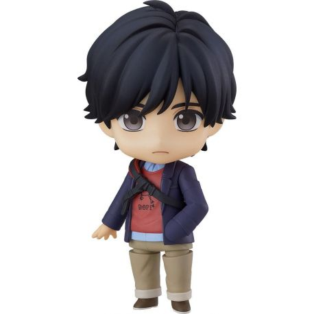 Banana Fish figurine Nendoroid Eiji Okumura Orange Rouge