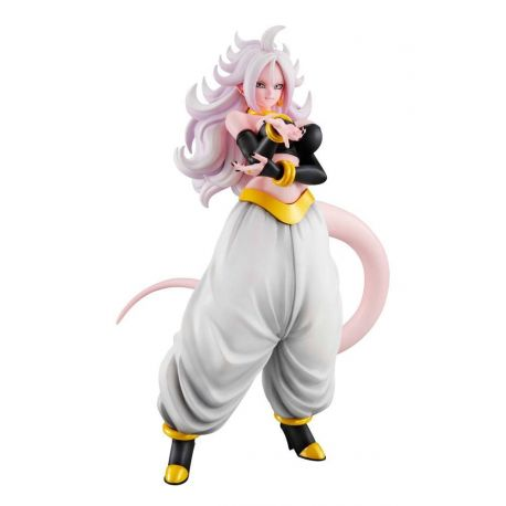 Dragonball Gals figurine Android 21 Transformed Ver. Megahouse