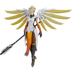 Overwatch figurine Figma Mercy Good Smile Company