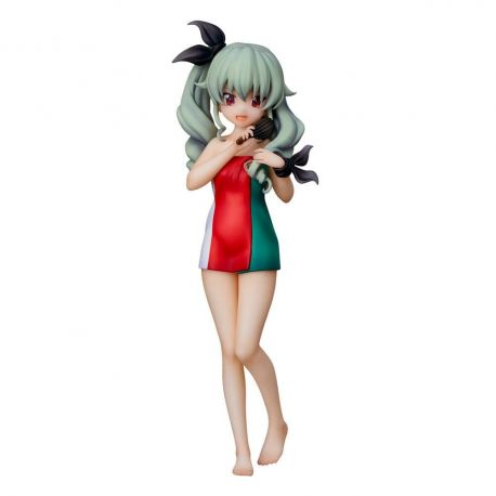 Girls und Panzer: Great Tankery Operation! figurine Anchovy Union Creative
