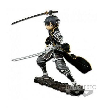 Sword Art Online Code Register figurine EXQ Gokai Kirito Banpresto