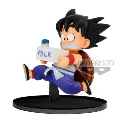 Dragonball Z figurine BWFC Son Goku Normal Color Ver. Banpresto