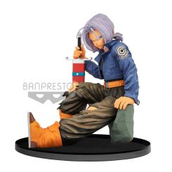 Dragonball Z figurine BWFC Trunks Normal Color Ver. Banpresto