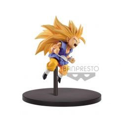 Dragonball Super figurine Son Goku Fes Super Saiyan 3 Banpresto