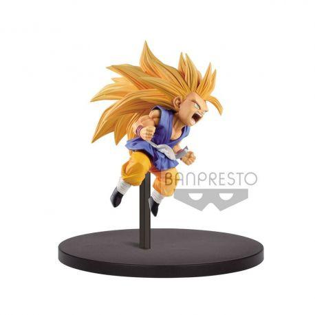 Dragonball Super figurine Son Goku Fes Super Saiyan 3 Banpresto