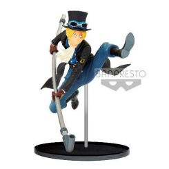 One Piece figurine BWFC Sabo Normal Color Ver. Banpresto