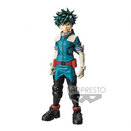 My Hero Academia figurine Grandista Izuku Midoriya Banpresto