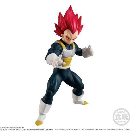 Dragonball Super figurine Styling Collection Super Saiyan God Vegeta Bandai