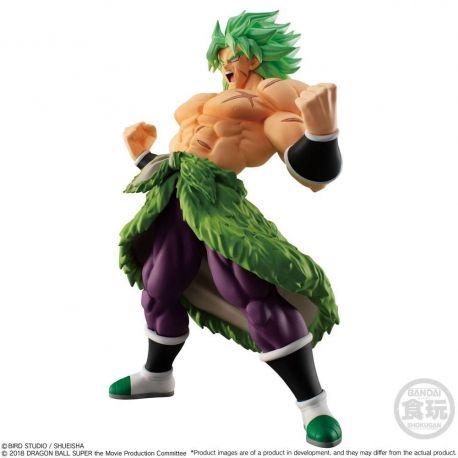 Dragonball Super figurine Styling Collection Super Saiyan Broly Full Power Bandai