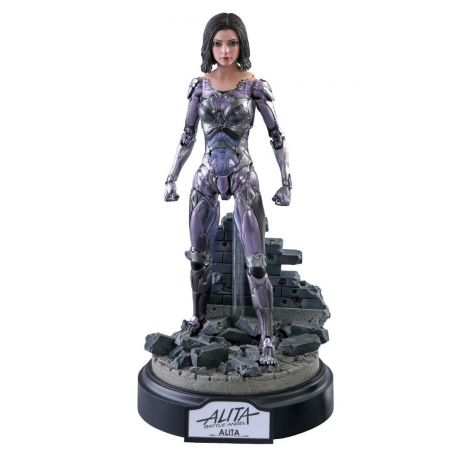 Alita Battle Angel figurine Movie Masterpiece 1/6 Alita Hot Toys