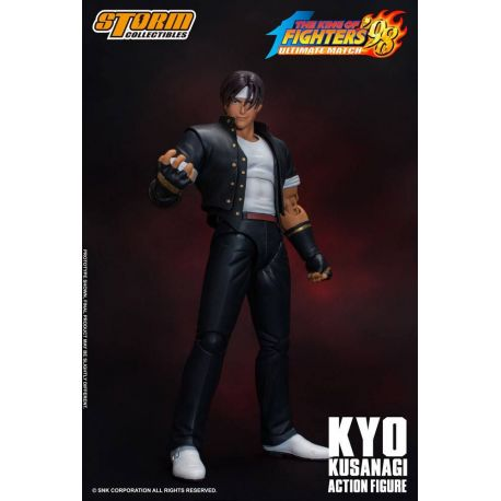 King of Fighters '98: Ultimate Match figurine 1/12 Kyo Kusanagi Storm Collectibles