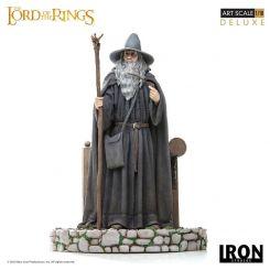 Le Seigneur des Anneaux statuette 1/10 Deluxe Art Scale Gandalf Iron Studios