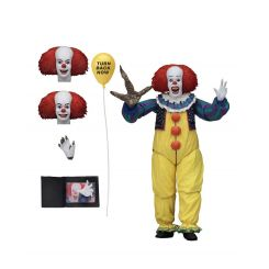 Il est revenu 1990 figurine Ultimate Pennywise Version 2 Neca