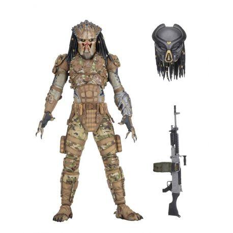 Predator 2018 figurine Ultimate Emissary 2 Neca