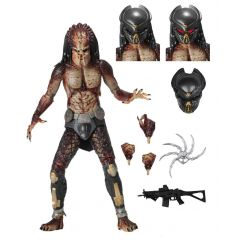 Predator 2018 figurine Ultimate Fugitive Predator (Lab Escape) Neca