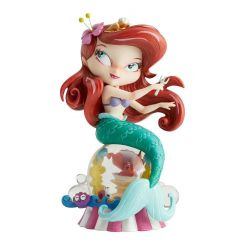 The World of Miss Mindy Presents Disney figurine Ariel (La Petite Sirène) Enesco