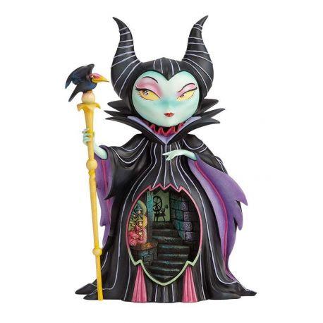 The World of Miss Mindy Presents Disney figurine Maléfique (La Belle au bois dormant) Enesco
